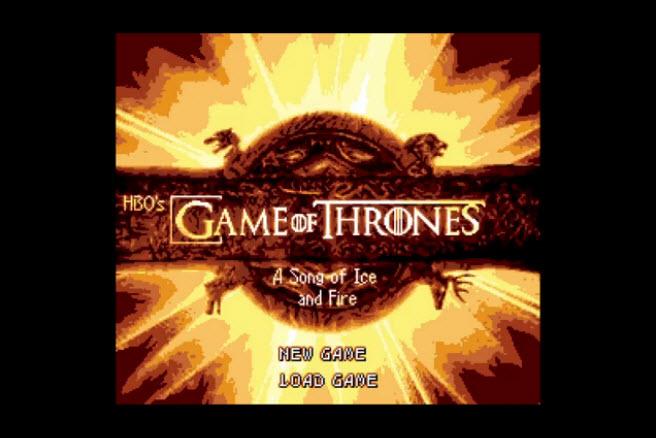 Game of Thrones RPG 16-bit | Pseudo Ape